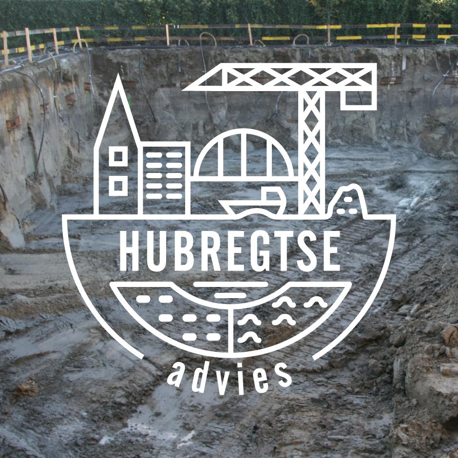 Hubregtse Advies Kam Adviseur Logo Design Ontwerp