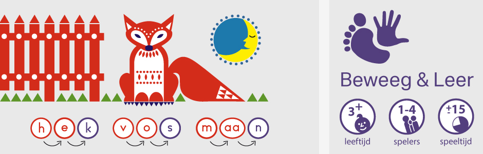 letterspelmat educatief spel ontwerp design actief leren meervoudige intelligentie aanvankelijk lezen illustratie vormgeving