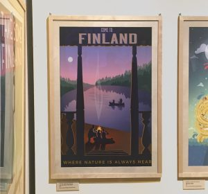 <span>Travel Poster Finland &#8211; Where Nature Is Always Near</span><i>→</i>